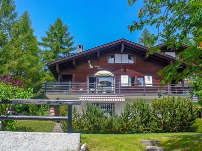 Photo for Apartment Le Loup Blanc in Verbier - 8 persons, 4 bedrooms