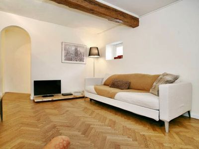 Photo for Riverside Charm apartment in Santa Maria Novella with WiFi, integrated air conditioning (hot / cold…