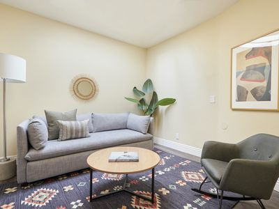 Photo for Sonder | The Marin | Lovely Room + Sleeper Sofa