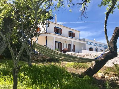 Photo for 3 lovely family apartments on large grounds close to beach & center of Carvoeiro