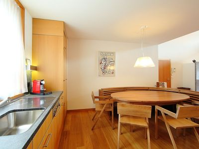 Photo for Apartment in the center of Celerina/Schlarigna with Lift, Parking, Internet, Washing machine (62865)
