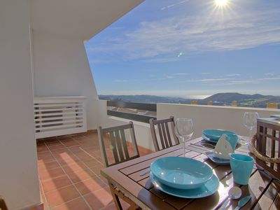 Photo for 2 bedroom apartment with sea view
