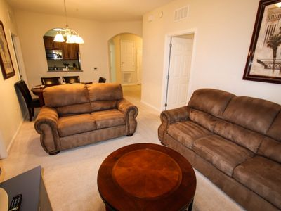Photo for Modern Bargains - Vista Cay Resort - Feature Packed Cozy 3 Beds 2 Baths Condo - 7 Miles To Disney
