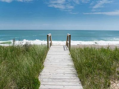 Photo for Ocean Front Home Right on the Beach!!