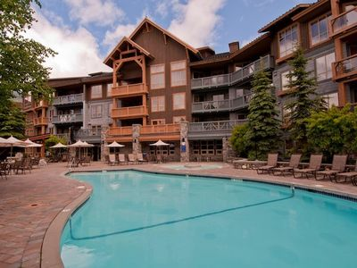 Photo for Spacious Suite in Whistler | Ski-in Ski-out Access!