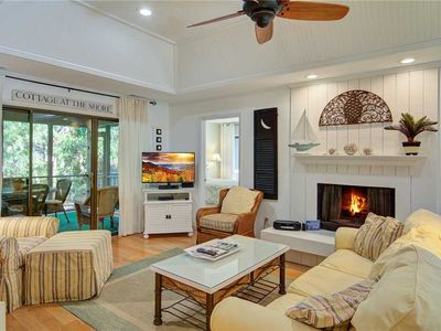 Photo for Book Soon For New Lower Rates On Kiawah Island! Cozy Cottage with Community Pool Access!