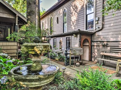 Photo for Classic Portland Apt by Walking Trails & Downtown!