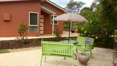 Photo for peacock retreat- tranquil getaway