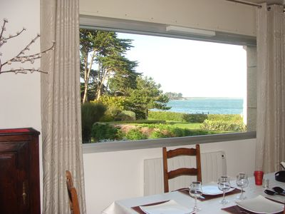 Photo for Villa with sea views in St Pierre Quiberon