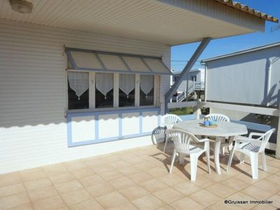 Photo for Chalet Gruissan, 4 bedrooms, 9 persons