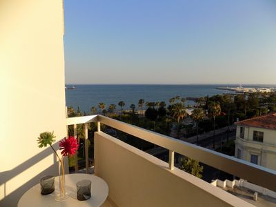 Photo for 2b Boutique Seafront Apartment Old Port