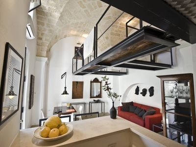 Photo for Romantic Loft - Incredible Architecture - Near the Ionian Sea in Puglia