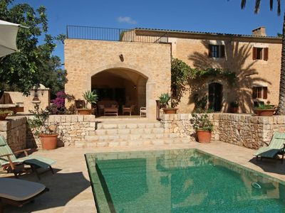 Photo for Son Alzines - Country house for 8 people in Son Macià