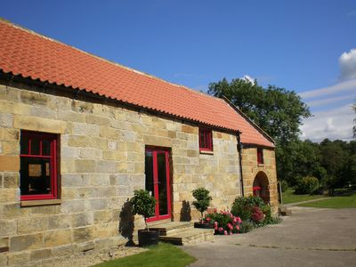 Photo for Luxurious Self-catering Barn Conversion on the edge of the North Yorkshire Moors
