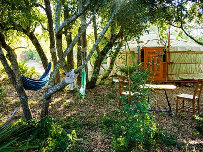 Photo for Sustainable accommodation in a peaceful place, ideal to connect with nature.