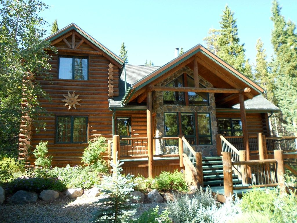 couper le souffle montagne luxe log cabin getaway On log cabin montagne blu
