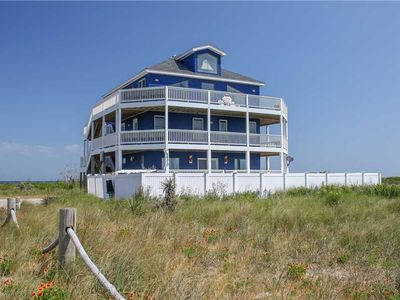 Photo for OBX Oasis  OCEANFRONT w/Pool&HotTub, RecRoom, Pets