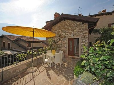 Photo for Holiday house Limone sul Garda for 3 persons with 2 bedrooms - Holiday house