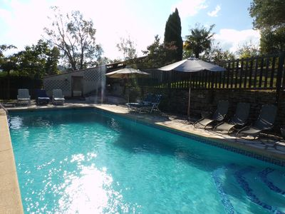 Photo for Superb villa with private swimming pool 10 pers.