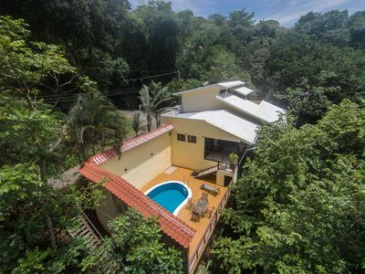 Photo for Private Pool, Jungle Views, Terrace, 3 bedrooms, sleeps 8