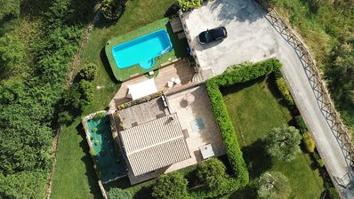 Photo for Charmy Villa Sole with private Pool and Ofuro spa in Marche Region Italy