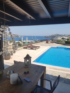 Photo for Villa Bodrum With Seaview and Private Pool