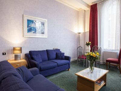 Photo for Centrally located luxury 2 bedroom apartment in Nottingham
