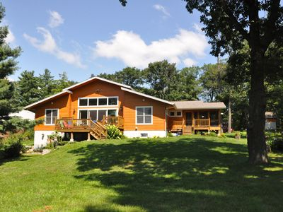 Photo for 4BR House Vacation Rental in spooner, Wisconsin
