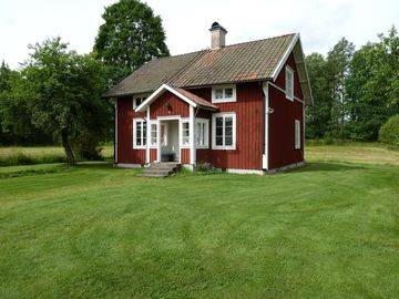 Vase Station, Varmland County, Sweden