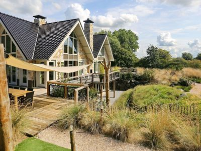 Photo for Ultra-luxurious, 18-person villa at the edge of the dunes in Noordwijk