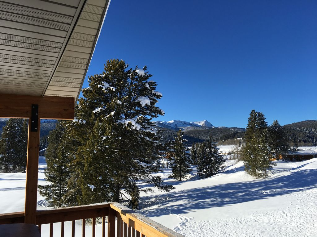 Lone Pine Lodge W Picture Perfect Views Of Lionshead From