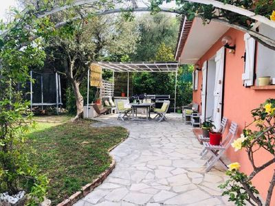 Peaceful Villa With Private Pool In Mougins