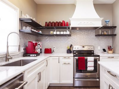 Photo for Stylish Music City Escape Minutes from Downtown - Sleeps 6