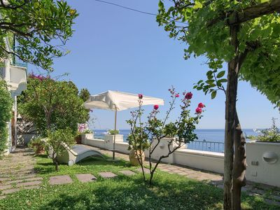 Photo for 4BR Villa Vacation Rental in Positano, SA