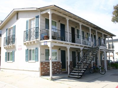 Photo for Adorable South Mission Studio1- Steps to Ocean & Bay, Walk 5 min to Belmont Park