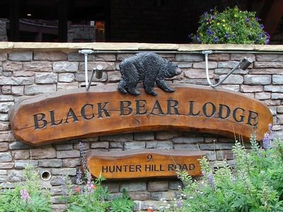 Photo for Black Bear Lodge! 4 bed! Avail RTR, Bike Week, July 4th, CB Chalk Walk!