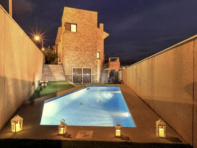 Photo for Home4u- VILLA-PRIVATE POOL-4BEDROOMS-PRIVATE PARKING
