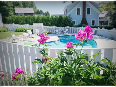 Photo for NEW LISTING! Beautiful pool in the heart of Ogunquit