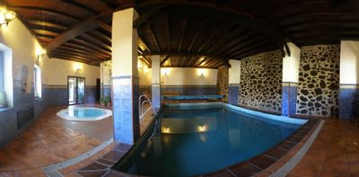 Photo for Holiday cottages Casas Blancas for 10 people