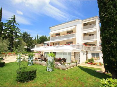 Photo for p Just a few minutes walk from the sea is located this beautiful...
