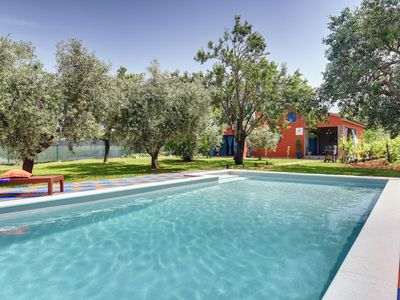 Photo for Special finca in Medulin with climate, Wi-Fi and private garden with seasonal vegetables from organic production
