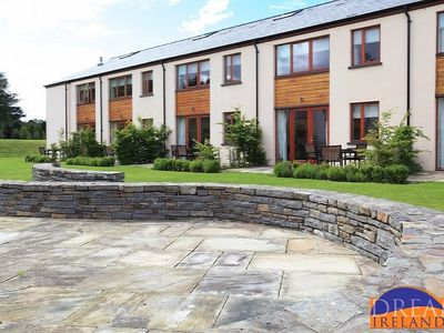 Photo for 3 bedroom luxury townhouse adjacent to Sheen Falls Lodge Hotel
