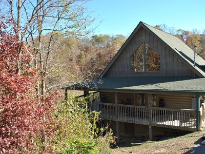 Photo for Spring up to the mountains and stay at Rocky Top!  Avg. Nightly rate of $119