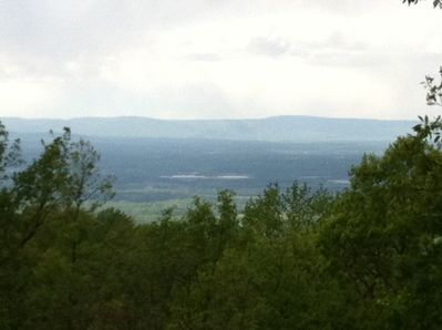 Views across the Shenandoah Valley
