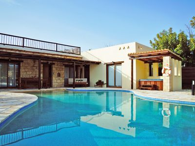 Photo for Villa Akakia with Private Pool, Hot Tub and free wireless internet