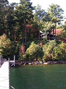 Photo for Robinson Lake Front Lodge on Lake Jocassee