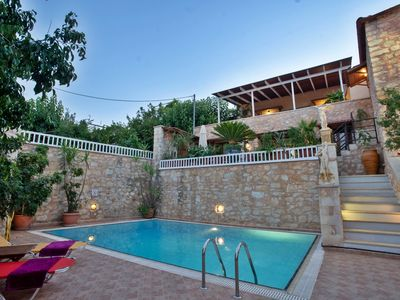 Photo for Chania village,3 houses and 3 studios with shared swimming pool
