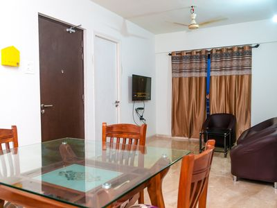 Photo for 3 BHK houses 6 people(Move-in Ready) on 27th Floor (Free Pick up*)