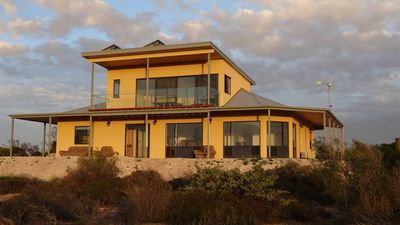 Photo for Dolphin - Stunning 5 bedroom Eco and Pet Friendly House, Venus Bay SA
