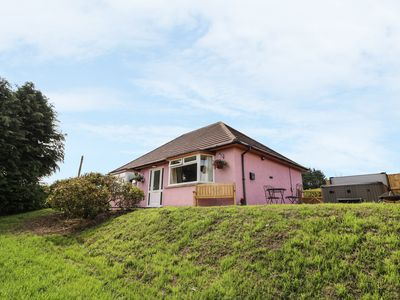 Photo for TEGFAN, pet friendly, with hot tub in St Harmon, Ref 977099